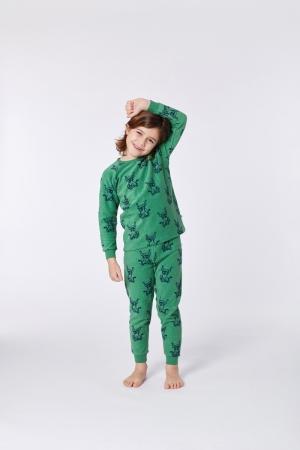 Unisex pyjama spons logo