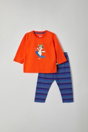 Pyjama jersey logo