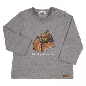 T-shirt Build your dream logo