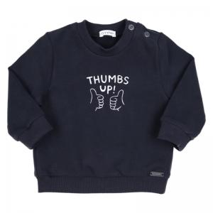 Sweater Thumbs up logo