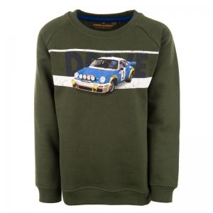 Sweater met bedrukking logo