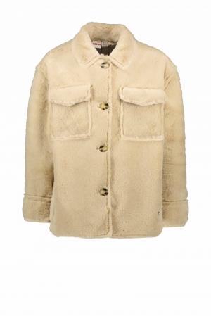 Vest in schapenvacht 022