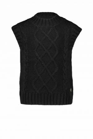 Debardeur tricot logo