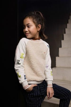 Sweater teddy logo