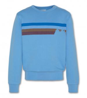 Sweater streep logo