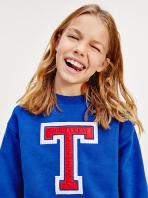 Sweater T logo