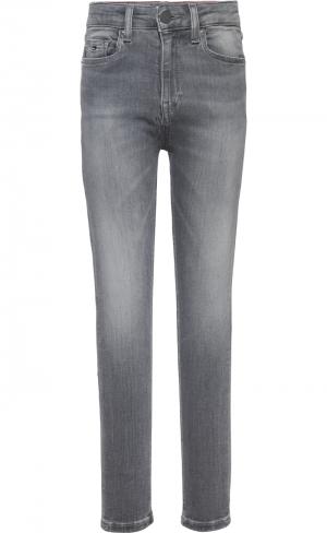 Jeans skinny logo